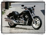 Chrom, Harley-Davidson VRSC Night Rod, Wersja