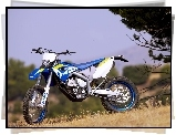 Cross, Husaberg FE570