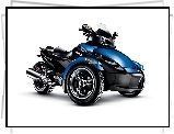 Niebieski, Can-Am Spyder RT