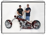 2005, Paul Tetul Sr, Orange County Choppers, Paul Tetul Jr