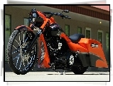 Road King, Harley, Custom