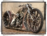 Custom, Harley, Bike