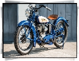 1939, Motocykl, Indian Junior Scout