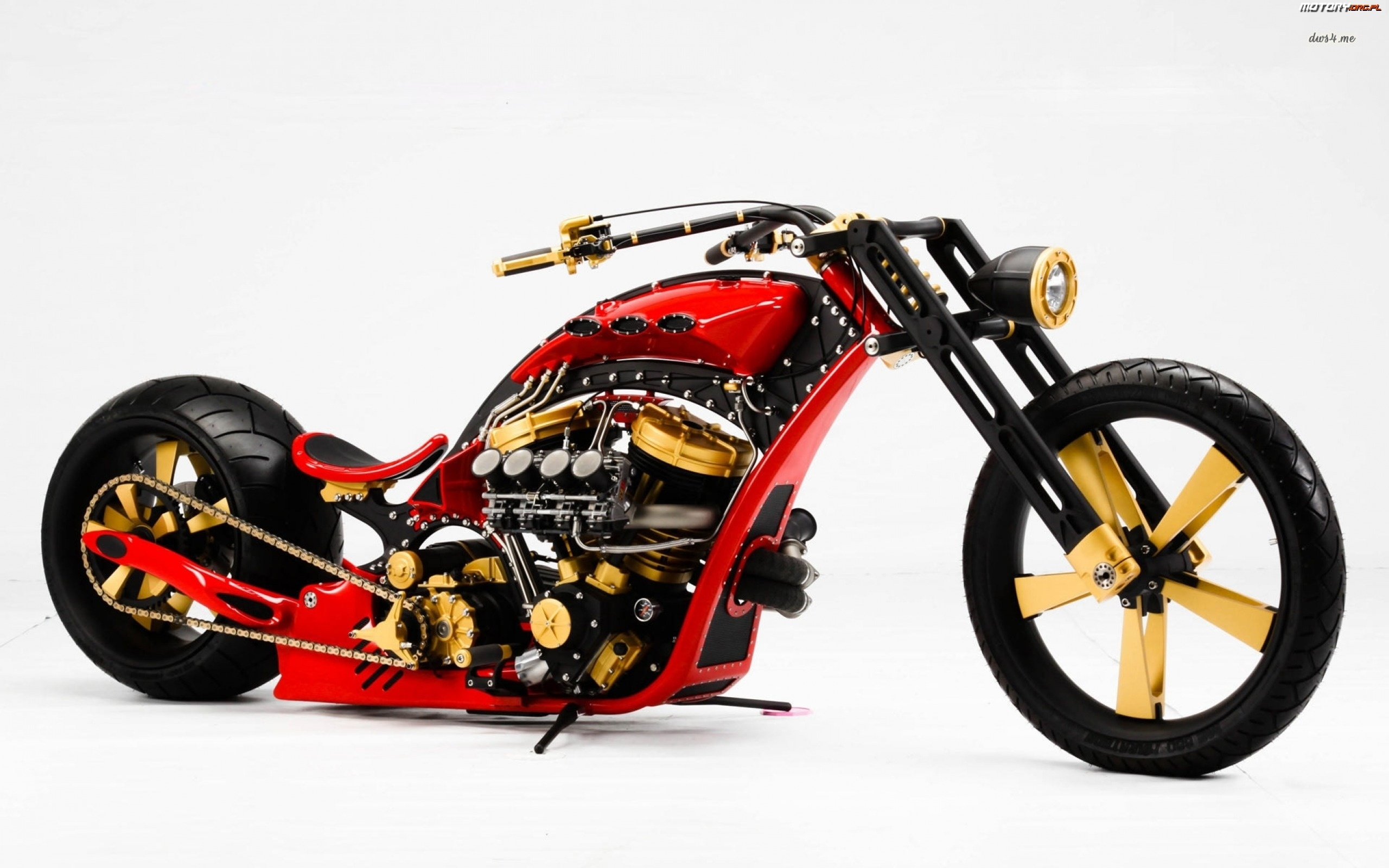 Custom, Chopper