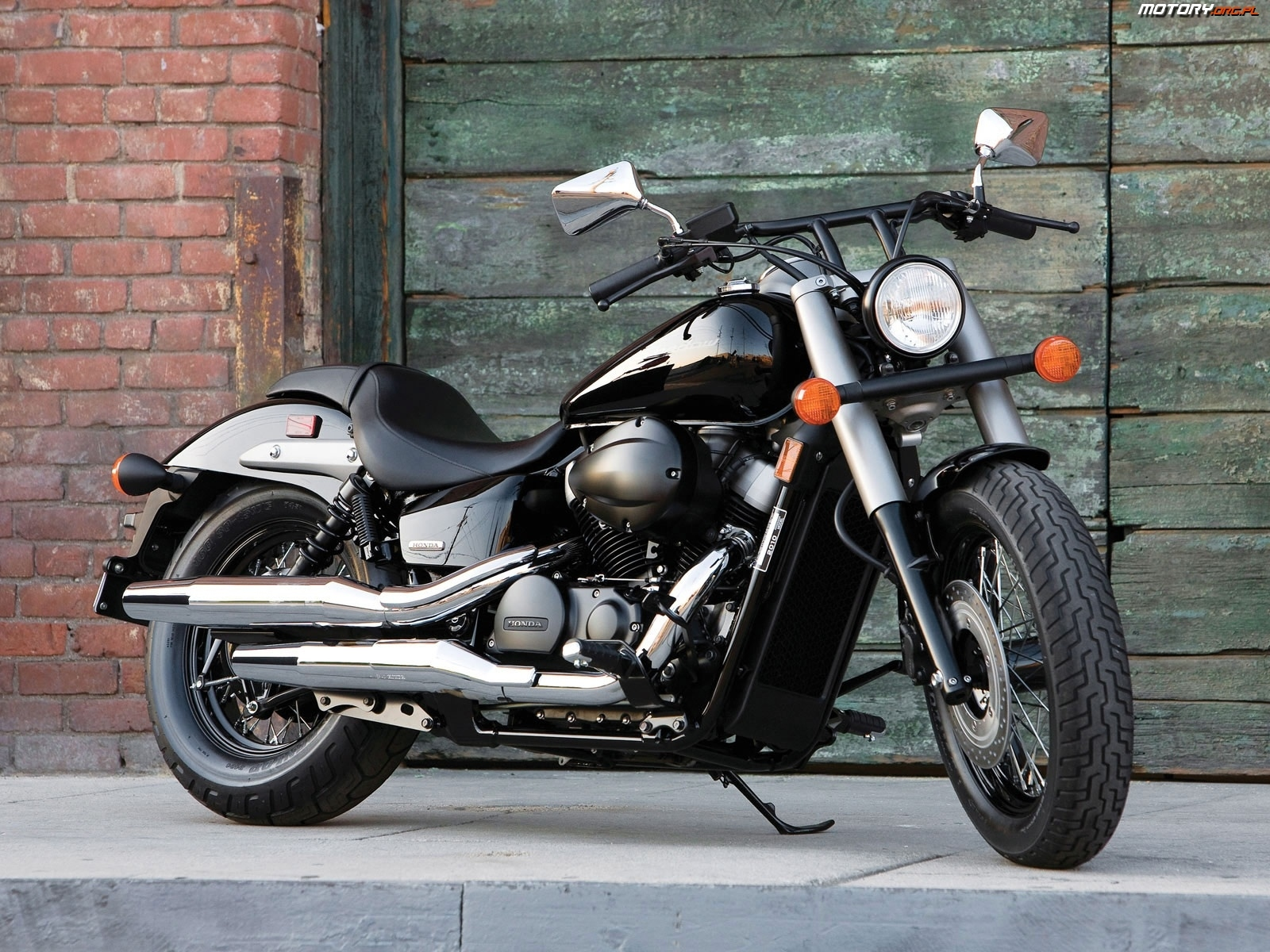 Honda VT 750 Shadow Phantom