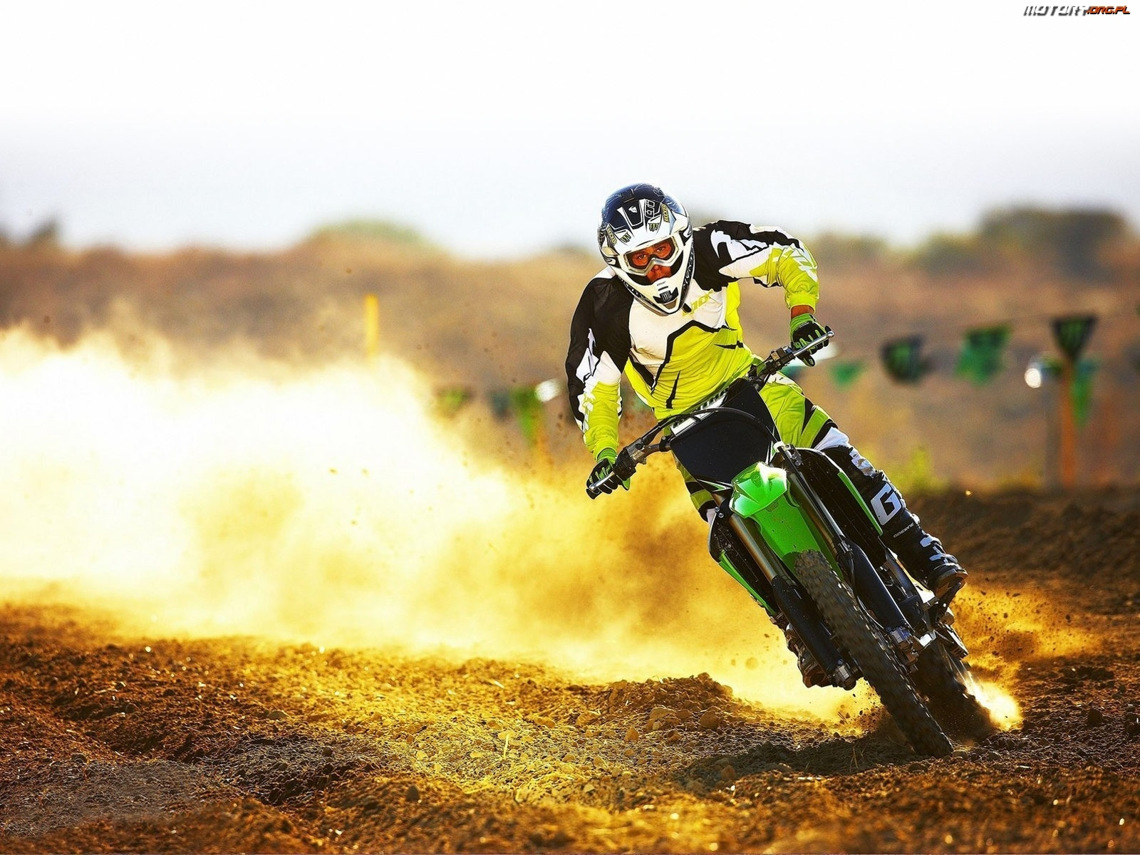 Kawasaki KX250F Monster Energy, Zawody